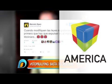Las víctimas de los agraviantes tuits de Marcelo Open