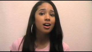 Beyonce - Ave Maria by Jasmine V.