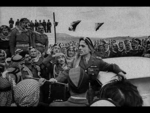 عربي عربي الملك حسين - ملحم بركات