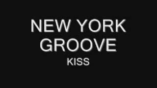 KISS - New York Groove (W/ Lyrics)