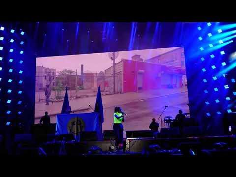 Jessica Reynoso (J Reysoul) LIVE At Atlas Weekend, Kyiv