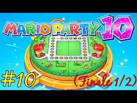 Amiibo Party! // (Let's Rage) Mario Party 10 #10
