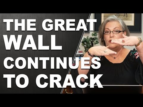 THE GREAT WALL CONTINUES TO CRACK: China's Golden Solution