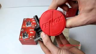 Шаровые опоры FENOX на классику ВАЗ 2101-2107 (ВJ20 109; BJ10 109)
