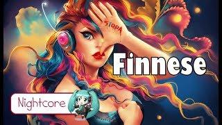 Nightcore - Finesse [Bruno Mars ft. Cardi B]