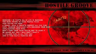"Hostile Groove ""Haunted"" with Lyrics (2003)"