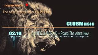 DJ M.E.G. & N.E.R.A.K. - Pound The Alarm Now
