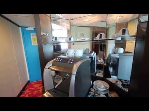 NCL Norwegian Jewel room 8630 Penthouse suite