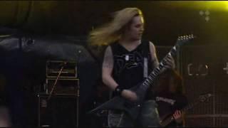 Children of Bodom - Sixpounder live Tuska 2003 [HD]