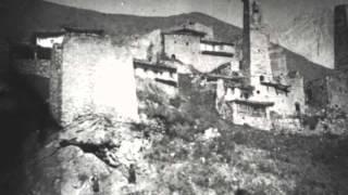 Ingushetia Polyphony Excerpt, Asup Khudaba 1909 recording