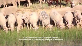NOMADA Lanas km 0, made in Spain · Km 0 wool
