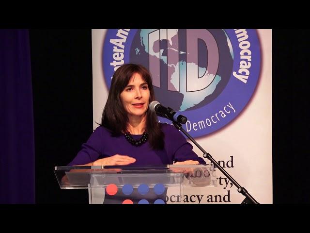 Diana Galindo - FORO: Homenaje a Eudoro Galindo Anze