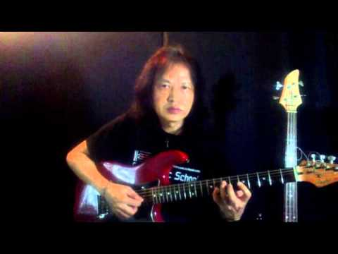 Electric Guitar Level 7 - The Closer You Are (Jazz Style)