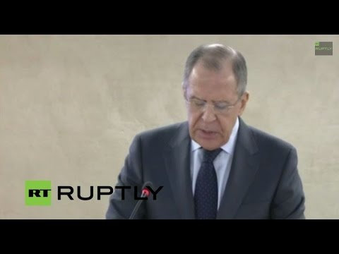 LIVE: Lavrov and Venezuelan FM Delcy Rodríguez hold press conference - Russian Audio