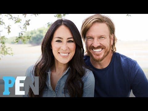 Fixer Upper: Chip & Joanna Gaines On Love, Kids & Living Their Dream | PEN | Entertainment Weekly
