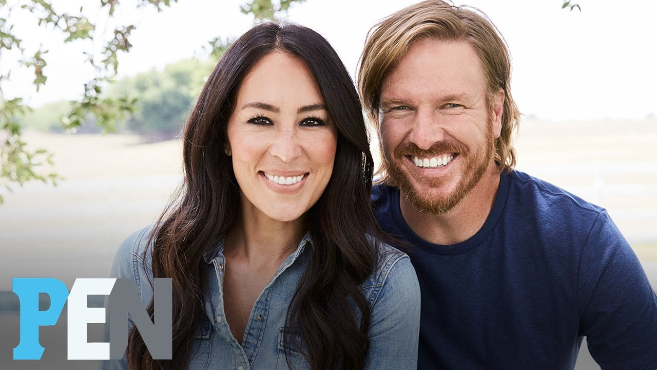 fixer upper chip joanna gaines on love kids living their dream pen entertainment. Black Bedroom Furniture Sets. Home Design Ideas