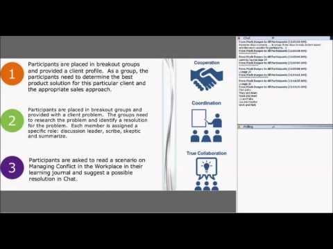 Virtual Classroom Tools: Chat