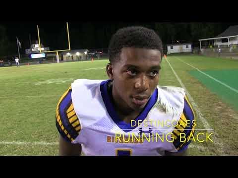 RIckards Raiders vs. Leon Lions Tallahassee High School Football