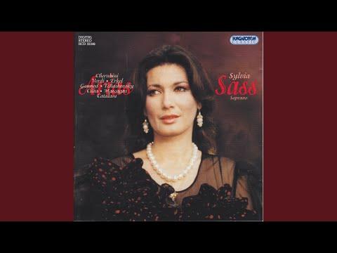 CILEA: Adriana Lecouvreur - Aria Of Adriana. Act 4. Poveri Fiori