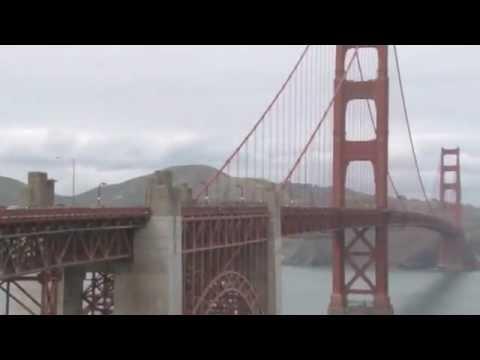 "Amazing ""Golden Gate Bridge"" turns 75 years old May 27-2012"
