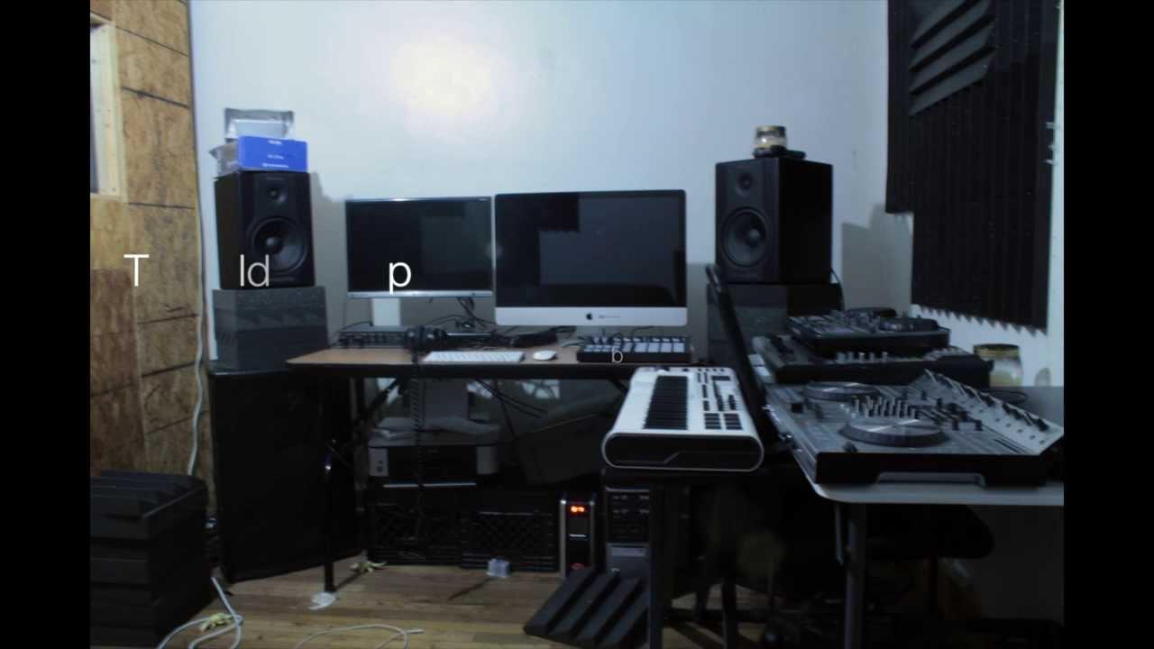 studio trends 46 quot desk install
