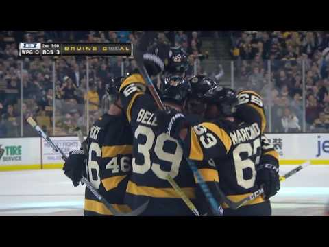 Winnipeg Jets vs Boston Bruins   NHL   19-NOV-2016