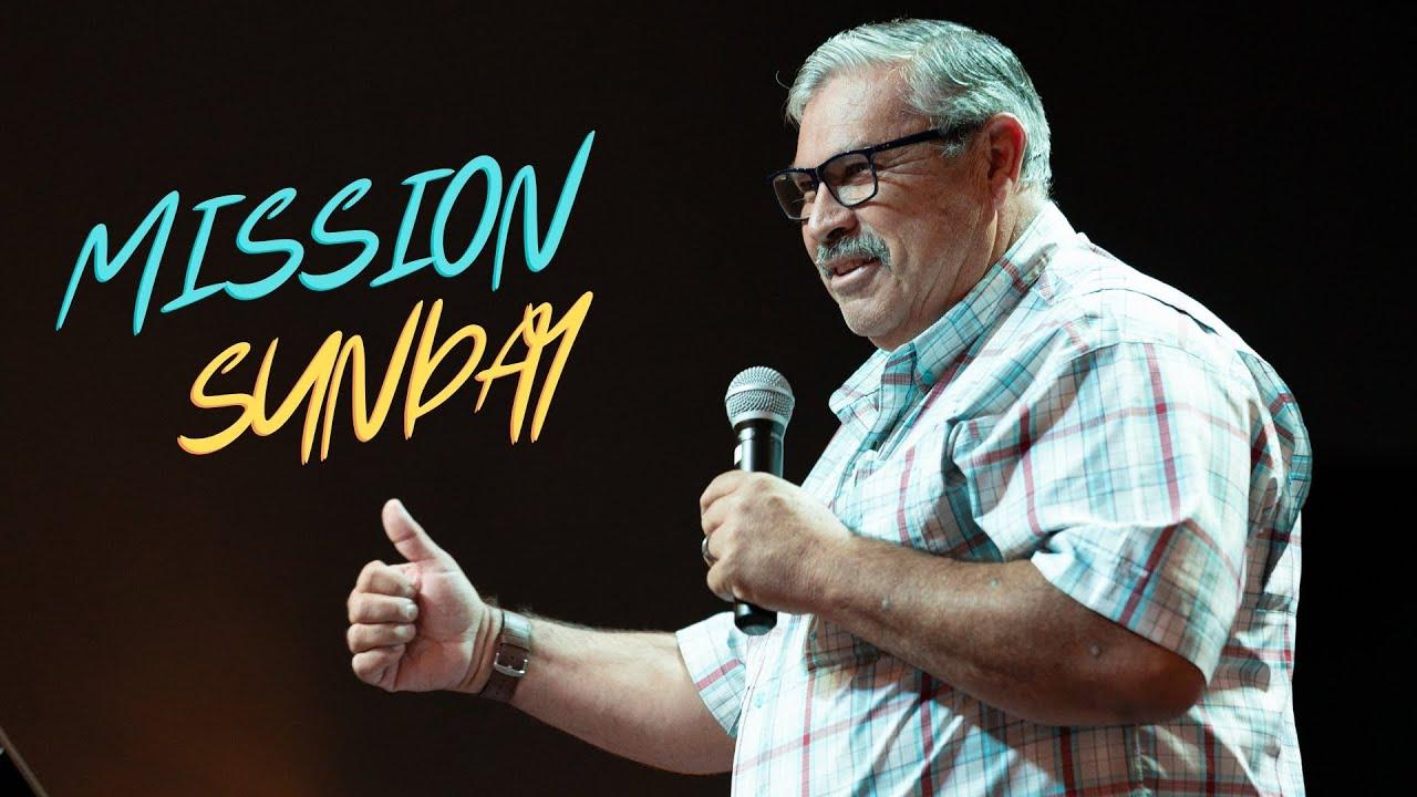 Mission Sunday   We're All Different   The Bridge Church   Guest Speaker Pastor Daniel Nunez