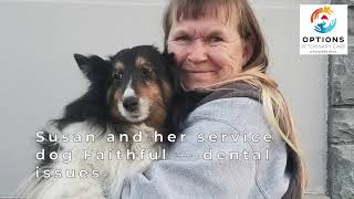 People and pets helped by Options Veterinary Care in first 5 months