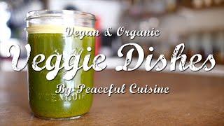 酵素や栄養素も生きたまま絞った究極のジュース、コールドプレスジュースの作り方 | Veggie Dishes by Peaceful Cuisine thumbnail