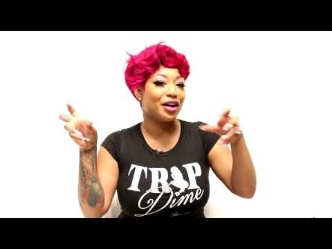 Jessica Dime aka Dimepiece: I Think My Waitress Job At The Airport Introduced Me To Fast Money