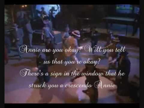 Michael Jackson - Smooth Criminal [Instrumental w/Backing Vocals] + Lyrics