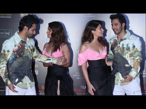 Alia Bhatt & Varun Dhawan Tease Each Other Talk On Bhramashtra Movie & Street Dancer Movie Trailer!