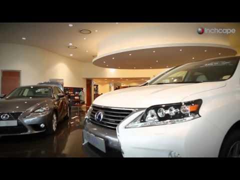 Inchcape Lexus