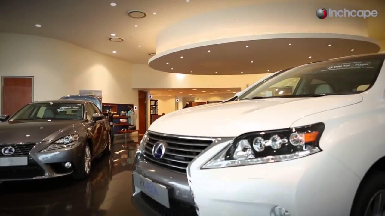 Inchcape Lexus - YouTube