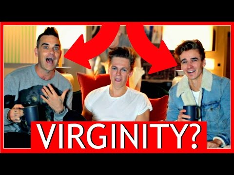 LOSING OUR VIRGINITY ft. Robbie Williams & Joe Sugg