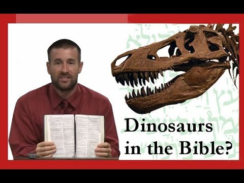 Steven Anderson's Crazy Teachings on Dinosaurs and the Bible