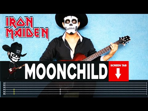 Iron Maiden - Moonchild (Guitar Cover by Masuka W/Tab) mp3