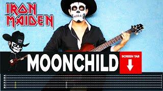 Iron Maiden - Moonchild (Guitar Cover by Masuka W/Tab)