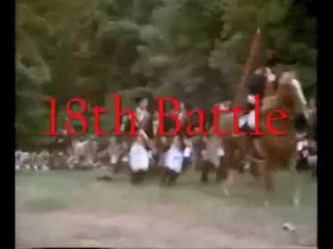 18th Battle Americans vs British army