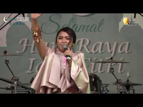 Konser Lebaran Taipei 2017 Uut Permatasari - Pacar Lima Langkah cover by Septi Vhanesa