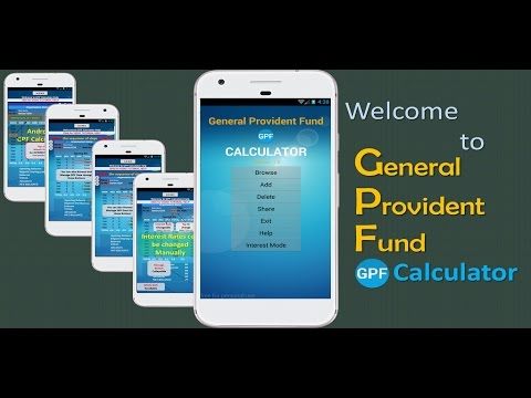 GPF Calculator - Apps on Google Play