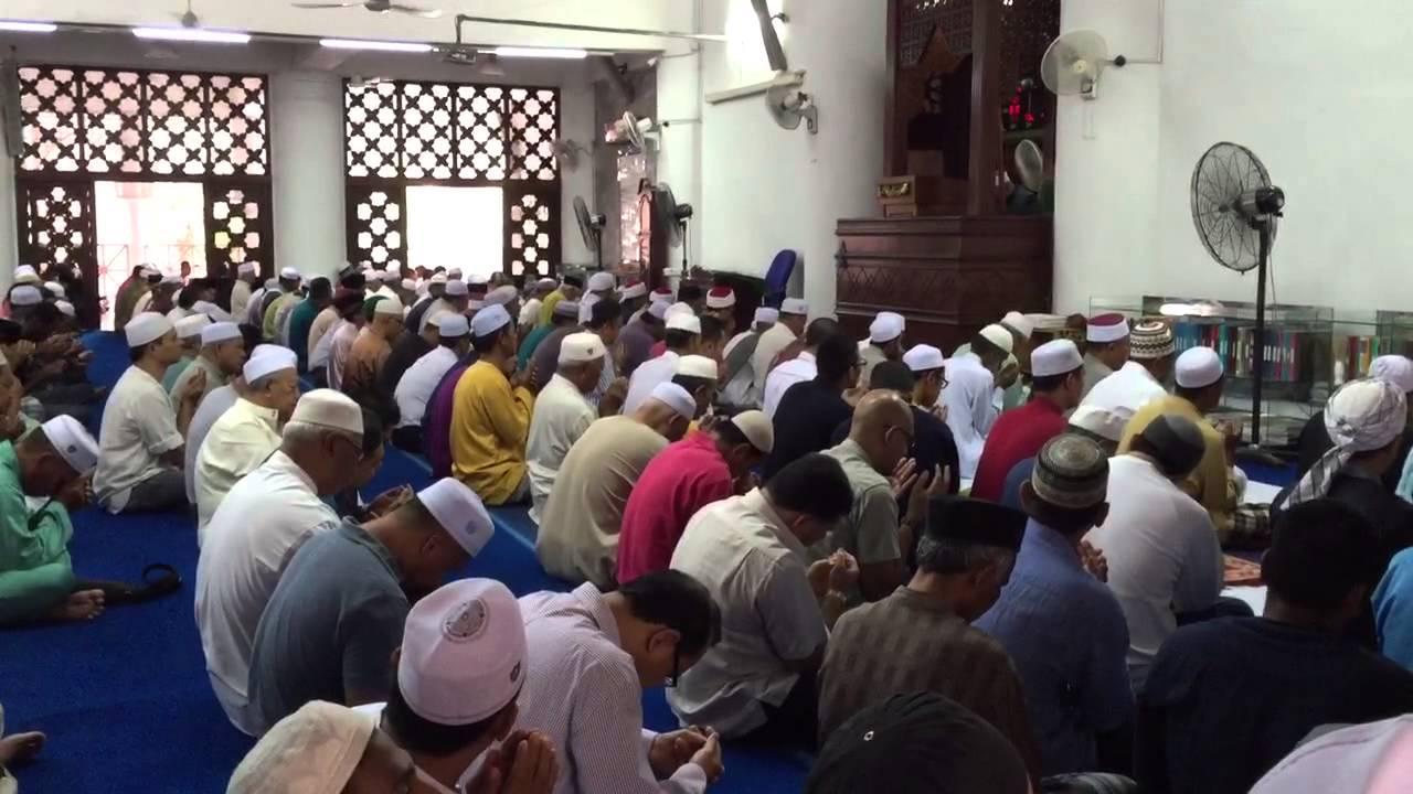 Doa Antara Dua Khutbah Oleh Sheikh Zuhri Yusuf Bilal Masjid