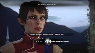 Dragon Age: Inquisition Wicked Eyes and Wicked Hearts Conclusion