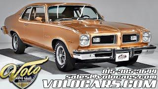 1974 Pontiac GTO for sale at Volo Auto Museum (V18744)