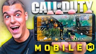 PRIMER GAMEPLAY OFICIAL DEL MODO ZOMBIES de Call Of Duty MOBILE - AlphaSniper97