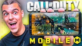 PRIMER GAMEPLAY OFICIAL DEL MODO ZOMBIES de Call Of Duty MOBILE - AlphaSniper97