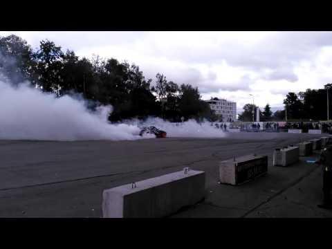 drive 12.06.16 Burnout Череповец driftcar