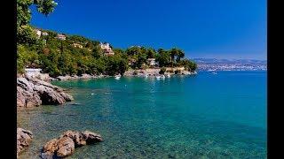 видео Ловран (Хорватия), отдых в Ловране: пляжи, погода, рестораны, достопримечательности, развлечения