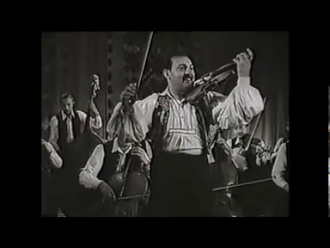 Old State Folk Ensemble  -Hungarian Folk Music 1952