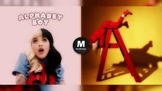 My Alphabet Boy - Billie Eilish & Melanie Martinez (Mashup)